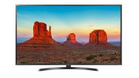 "LG 65UK6470PLC, 65""  4K UltraHD TV,3840 x 2160, DVB-T2/C/S2,Active HDR Smart, webOS 4.0,Ultra Surround,True Colour Accuracy,ThinQ AI,WiFi 802.11ac,HDMI, Simplink,CI, LAN,DLNA,WIDI, Miracast, USB, Bluetooth,Watch & Record,TV Recording,Cresent Stand,Ha"