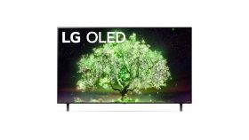 """LG OLED55A13LA, 55"""" UHD OLED, 3840 x 2160, DVB-C/T2/S2, Full Cinema Screnn, 7 Gen4 Processor 4K, webOS 4.0 ThinQ AI, HDR10 Pro,  Dolby Vision, DOLBY ATMOS, Built-in Wi-Fi, Bluetooth, HDMI, USB, Airplay, Wi-Di, 2 pole stand"""