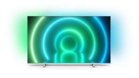 """Philips 43PUS7956/12, 43""""THE ONE UHD 4K LED 3840x2160, DVB-T2/C/S2, Ambilight 3, HDR10+, HLG, Android 10, Dolby Vision, Dolby Atmos, Quad Core Pixel Plus Ultra HD, 60Hz, BT 5.0, HDMI 2.1 VRR, ARC, USB, Cl+, 802.11n, Lan, 20W RMS, Borderless design, S"""
