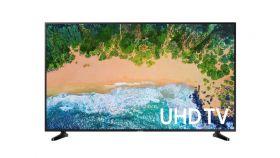 "Samsung 40"" 40NU7182 4K LED TV, SMART, 1300 PQI, HDR, QuadCore, DVB-TC(T2 Ready), WI-FI, PIP, 3xHDMI, 2xUSB, Black"