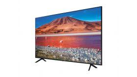 "Samsung 43"" 43TU7072 4K UHD LED TV, SMART, Crystal Processor 4K, 2000 PQI, HDR 10+, Mega Contrast, Dolby Digital Plus , 2xHDMI, USB, WiFi, Bluetooth, Tizen, Black"
