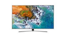 """Samsung 50"""" 50NU7472 4K UHD LED TV, SMART, HDR, 1300 PQI, Mirroring, DLNA, DVB-T2CS2, WI-FI, 3xHDMI, 2xUSB, Black"""