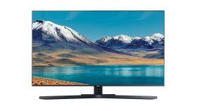 "Samsung 50"" 50TU8502 4K Crystal UHD LED TV, SMART, Dual LED, 2800 PQI, Mega Contrast, HDR 10+, Crystal Processor 4K, Dolby Digital Plus, Bixby, AirPlay 2, DVB-T2CS2, WI-FI, 3xHDMI, 2xUSB, Bluetooth, Frameless, Black"
