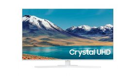 "Samsung 50"" 50TU8512 4K Crystal UHD LED TV, SMART, Dual LED, 2800 PQI, Mega Contrast, HDR 10+, Crystal Processor 4K, Dolby Digital Plus, Bixby, AirPlay 2, DVB-T2CS2, WI-FI, 3xHDMI, 2xUSB, Bluetooth, Frameless, White"