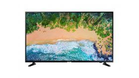 """Samsung 55"""" 55NU7093 4K UHD LED TV, SMART, HDR, 1300 PQI, Mirroring, DLNA, DVB-T2CS2, WI-FI, 3xHDMI, 2xUSB, Black"""