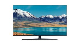"Samsung 55"" 55TU8502 4K Crystal UHD LED TV, SMART, Dual LED, 2800 PQI, Mega Contrast, HDR 10+, Crystal Processor 4K, Dolby Digital Plus, Bixby, AirPlay 2, DVB-T2CS2, WI-FI, 3xHDMI, 2xUSB, Bluetooth, Frameless, Black"