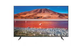 "Samsung 58"" 58TU7102 4K UHD LED TV, 2000 PQI, SMART, Crystal Processor 4K, 2000 PQI, HDR 10+, Mega Contrast, Dolby Digital Plus , 2xHDMI, USB, LAN, Digital Audio, WiFi, Bluetooth, Tizen, Black"