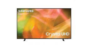 "Samsung 60"" 60AU8072 4K UHD LED TV, SMART, Crystal Processor 4K, 2200 PQI, HDR 10+, Mega Contrast, Q-Symphony, Dolby Digital Plus , 3xHDMI, 2xUSB, WiFi, Bluetooth 5.2, Tizen, Black"