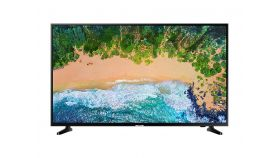"Samsung 65"" 65NU7092 4K UHD LED TV, SMART, HDR, 1300 PQI, Mirroring, DLNA, DVB-T2CS2, WI-FI, 3xHDMI, 2xUSB, Black"