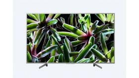 "Sony KD-43XG7077 43"" 4K HDR TV BRAVIA, Edge LED with Frame dimming, Processor 4К X-Reality PRO, Triluminos, Dynamic Contrast Enhancer, Browser, YouTube, Netflix, Apps, XR 400Hz, DVB-C / DVB-T/T2 / DVB-S/S2, USB, Silver"
