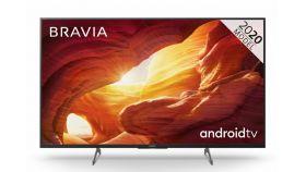 "Sony KD-43XH8596 43"" 4K HDR TV BRAVIA, Edge LED,4K HDR Processor X1,Triluminos,XR 1000Hz,Dolby Atmos, DVB-C / DVB-T/T2 / DVB-S/S2, USB, Android TV, Voice Remote"
