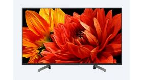"Sony KD-49XG8396 49"" 4K HDR TV BRAVIA, Edge LED with Frame dimming, Processor 4K HDR X1, Triluminos, Dynamic Contrast Enhancer, Object-based HDR remaster, Android TV 7.0, XR 1000Hz, DVB-C / DVB-T/T2 / DVB-S/S2, USB, Voice Remote, Black"