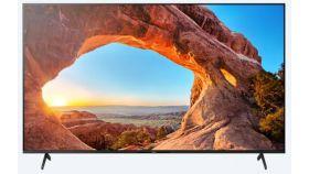 "Sony KD-50X85J 50"" 4K HDR TV BRAVIA , Direct LED, Processor X1™, Triluminos PRO, XR 800Hz, X-Balanced Speaker, Dolby Atmos, DVB-C / DVB-T/T2 / DVB-S/S2, USB, Android TV, Google TV, Voice remote RMF-TX520E, Black"