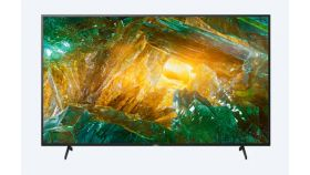 "Sony KD-55XH8096 55"" 4K HDR TV BRAVIA, Direct LED with Frame dimming, 4K HDR Processor X1, Triluminos, XR 400Hz, X-Balanced Speaker, Dolby Atmos, DVB-C / DVB-T/T2 / DVB-S/S2, USB, Android TV, Voice Remote, Black"