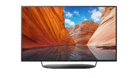 "Sony KD-65X82JAEP 65"" 4K HDR BRAVIA, Direct LED 4K HDR Processor X1, Triluminios Pro, XR 400Hz, X-Balanced Speaker, Dolby Atmos, DVB-C / DVB-T/T2 / DVB-S/S2, USB, Android TV, Voice search, Black"
