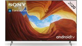 "Sony KD-65XH9096 65"" 4K HDR TV BRAVIA, Full Array LED,4K HDR Processor X1,Triluminos,'X-tended Dynamic Range,X-Motion Clarity,Acoustic Multi Audio, X-Balanced Speaker,Dolby Atmos,DVB-C / DVB-T/T2 / DVB-S/S2, USB, Android TV,Voice Remote"