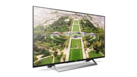 "Sony KDL-32WD757 32"" Full HD LED TV BRAVIA, DVB-C/DVB-T/T2/DVB-S/S2, XR 400Hz, Wi-Fi, HDMI, USB, Silver"