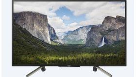 "Sony KDL-50WF660 50"" Full HD TV BRAVIA, Edge LED with Frame dimming, Processor X-Reality PRO, Browser, YouTube, Netflix, Apps, XR 400Hz, DVB-C / DVB-T, USB, Black"