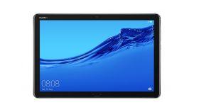 "Huawei MediaPad M5 Lite, Bach2-L09C(+Pen), 10.1"" IPS, 1920x1200, HiSilicon Kirin 659: 4 x A53 (2.36 GHz) + 4 x A53 (1.7 GHz),3GB RAM, 32G, microSD up to 256GB, Camera 8MP/8MP, BT, LTE, WiFi, Space Gray"