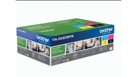 Brother TN-243CMYK Toner Cartridges