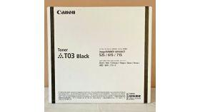 Canon Toner T03, Black
