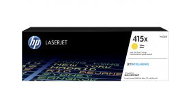 HP 415X Yellow LaserJet Toner Cartridge