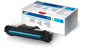 Samsung MLT-D117S Black Toner Cartridge