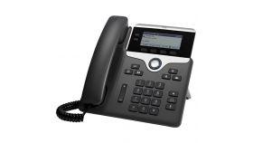 Cisco IP Phone 7821 with Multiplatform Phone firmware