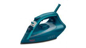 Tefal FV1712E0, Virtuo Blue, 1800W - 0-24g/min - shot 85g/min - PTFE soleplate - water tank 200 ml - cord length 1,9 m