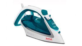 Tefal FV5718E0, Easygliss Plus, light green, 2500W - 45g/min - shot 195g/min - Antidrip smart technology - water tank 270 ml - Durilium AirGlide