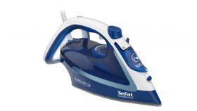 Tefal FV5735E0, Easygliss Plus, dark blue, 2500W - 45g/min - shot 220g/min - Antidrip smart technology - Auto-off - water tank 270 ml - Durilium AirGlide