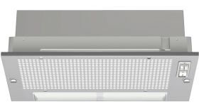 Bosch DHL535C, Aspirator to complete installation, class E, 250m3, 55dB, halogen, inox
