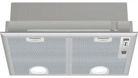 Bosch DHL555B, Aspirator to complete installation, class D, 650 m3, 59 dB, inox