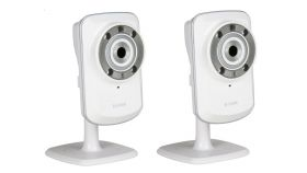 D-Link Wi-Fi Day/Night Camera Twin Pack
