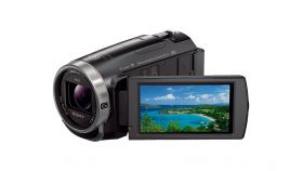 Sony HDR-CX625, black
