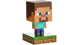 Статуетка Paladone Minecraft: Steve Icon Light BDP