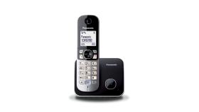 Panasonic КХ-TG6811 Dect тел.с Caller ID, до 5 доп. слушалки, Sp-phone, 50 ном.памет, осв.LCD
