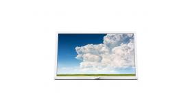 """Philips 24"""" HD LED TV,  DVB-T/T2/T2-HD/C/S/S2, Индекс на качеството на образа 200, Pixel Plus HD, бял"""