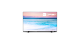 "Philips 43"" 4K Ultra HD, DVB-T/T2/T2-HD/C/S/S2, SmartTV, SAPHI, 1000 Picture Performance Index, HDR 10+, Pixel Precise Ultra HD, Dolby Vision, Dolby Atmos"