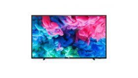 """Philips 55"""" 4K Ultra Slim Smart LED TV"""