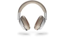 Безжични слушалки Plantronics Voyager 8200 UC White / 208769-02