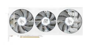 Видеокарта PowerColor Hellhound Spectral White AMD Radeon RX 6700 XT 12GB GDDR6