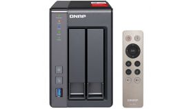 NAS STORAGE TOWER 2BAY 2GB/TS-251+-2G QNAP QN