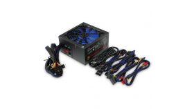 Power Supply RAIDMAX RX-1000AP-S SCORPIO, 1 X M/B 20+4 PIN, 1 X CPU 4+4 PIN,4 X PCI-E 6+2 PIN, 9 X SATA, 6 X MOLEX, 1 X FLOPPY, 1000 W, Retail, 1x135 mm FAN, 80+ Bronze, Efficiency 85%