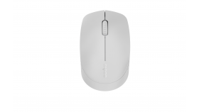 Безжична оптична мишка RAPOO M100 Silent, Multi-mode, безшумна, Сива