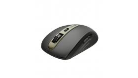 Безжична оптична мишка RAPOO MT350, Multi-mode, Bluetooth & 2.4Ghz, Черен