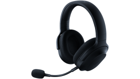 Razer Barracuda X, Wireless USB-C Multi-Platform Connectivity, Razer TriForce 40mm Drivers, Detachable Cardioid Mic, Plush Memory Foam Ear Cushions, 7.1 Surround Sound, 20 Hours Battery Life, Compatible with PC, PlayStation, Switch and Android