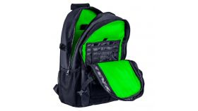 """Razer Rogue V2 Backpack 15.6"""", Tear- and water-resistant exterior, TPU padded scratch proof interior, Dedicated laptop compartment"""