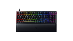 Razer Huntsman V2 Tenkeyless, Optical Gaming Keyboard (Linear Red Switch), US Layout,