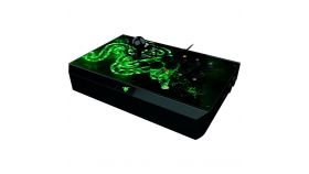 Razer Atrox Arcade Stick Xbox One, 8 tournament-grade Sanwa buttons, Authentic Sanwa joystick, Honeycomb structure on the inside for easy screw mounting, 4 m detachable screw-lock USB cable for secure connection, Screwdriver included for modding